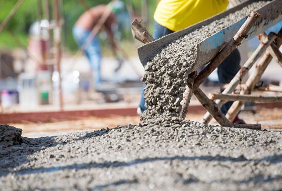 Перевозка бетона