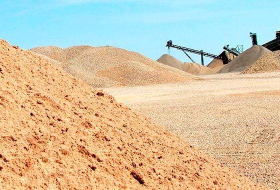 Перевозка песка